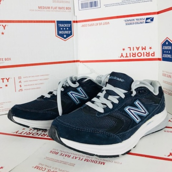aba2be1a70540 New Balance Shoes | Womens 880 Blue Ww880ek3 Size 55 | Poshmark